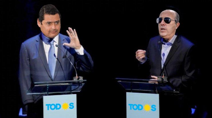 LEVANTA TEMPERATURA EL PJ: Sin apoyo de la junta electoral partidaria a Córdoba y Gómez, el mano a mano parece darse entre Marcelo Sosa y Paredi