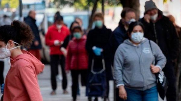 Desde el lunes será obligatorio el uso de tapabocas en la provincia de Buenos Aires