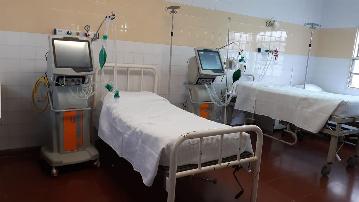 Salud: Mar Chiquita recibió dos respiradores de Provincia y duplicó su cantidad en el Hospital Municipal