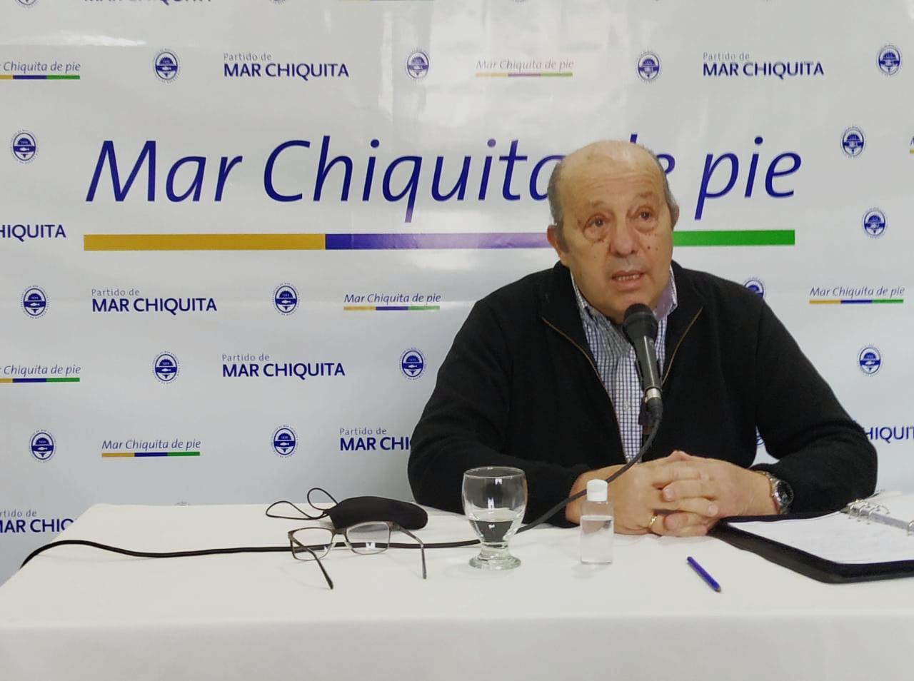 COVID: Con 40 casos activos y en alza, el municipio decidió restringir actividades en la costa marchiquitense