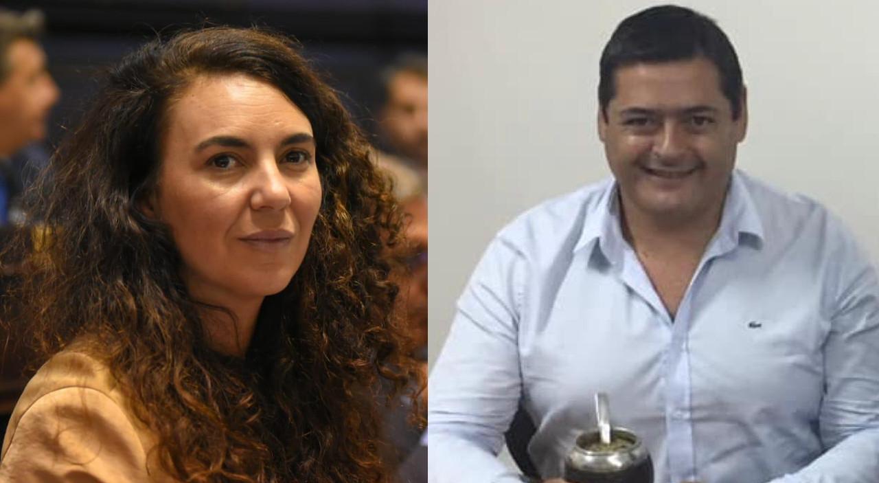 LEY DE AGROECOLOGIA: Marcelo Sosa se reunió con Marisol Merquel, autora del proyecto