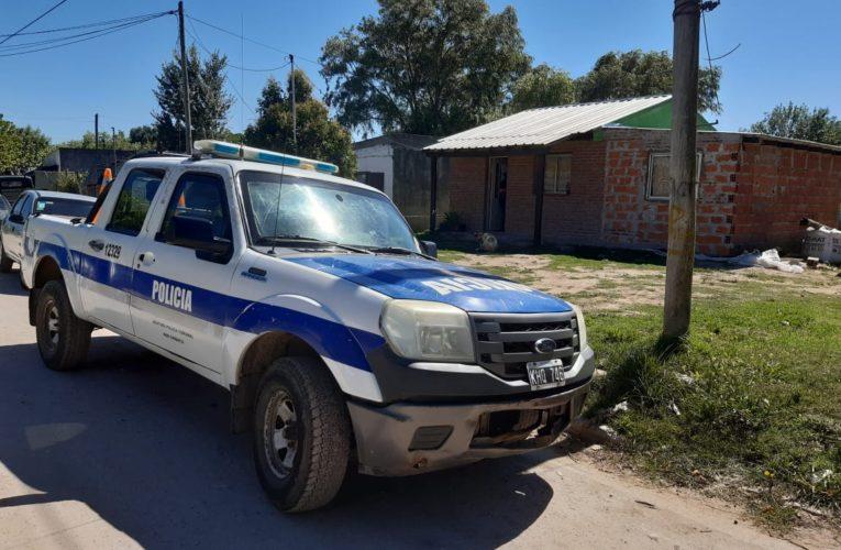 CNEL VIDAL: Dos menores amenazaron y lesionaron a una mujer de 51