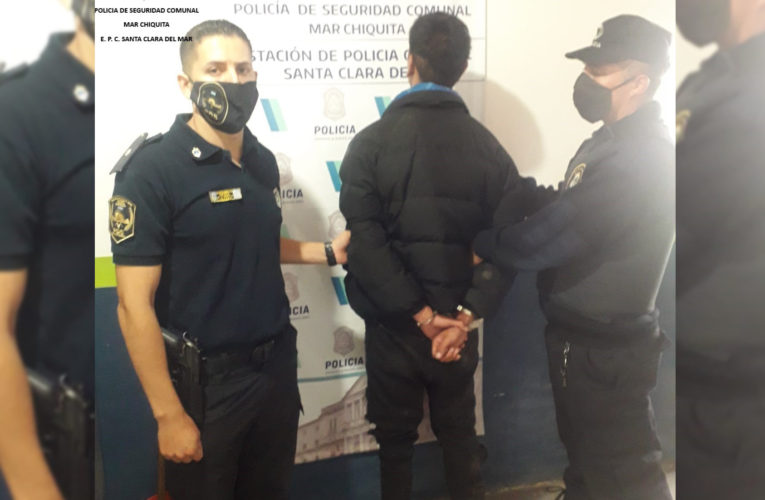 VIOLENCIA DE GÉNERO: Le pegó a su novia y tres días después volvió a hacerlo