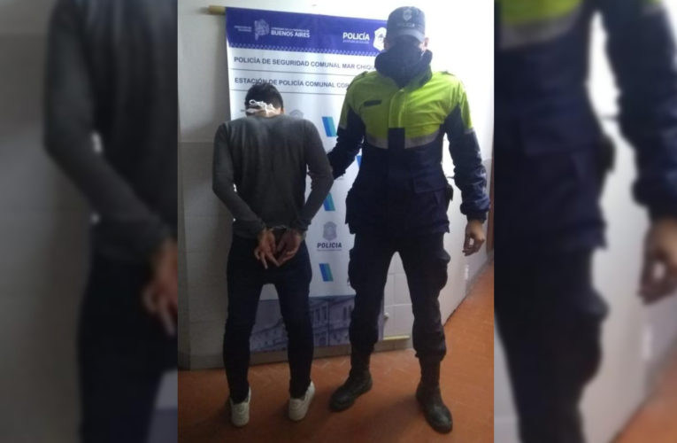 LEY 8031: Demoran a un joven de 19 años por incitación a la pelea en la vía pública en Coronel Vidal