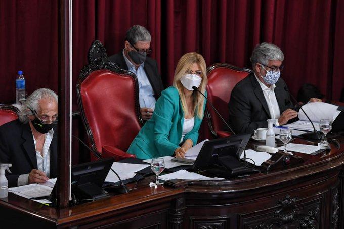 Magario: «Las etapas de participación electoral deben ser sanitariamente seguras»