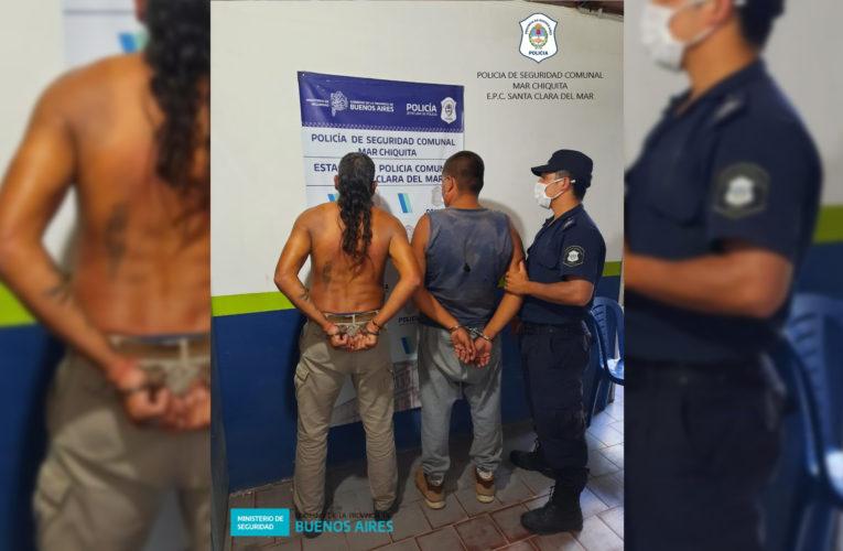 STA CLARA: Dos sujetos amenazaron de muerte a su vecino y terminaron en Batán