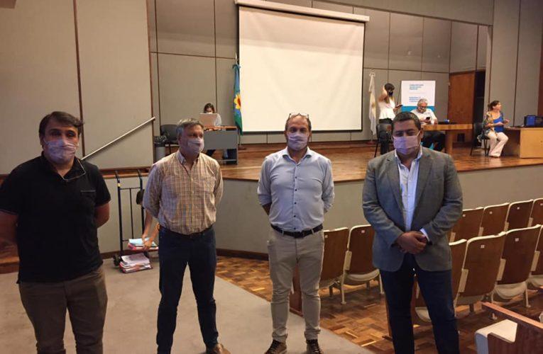 Marcelo Sosa participó del acto licitatorio para las obras de defesa costera en Mar Chiquita y Gral Pueyrredon