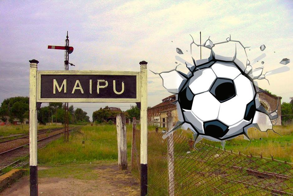 FUTBOL Y COVID: Polémica por un torneo organizado en Maipú en el que participan equipos de Mar Chiquita, que además permite público