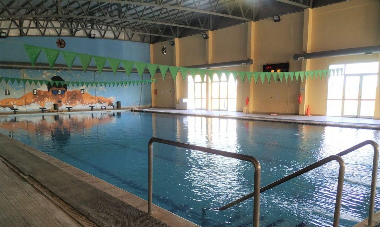 El equipo de natación volvió a los entrenamientos en la pileta cubierta de Coronel Vidal