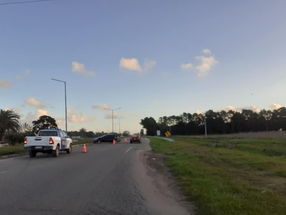 RP 11: Un nuevo accidente en el sitio donde falleció Martin Ovejero