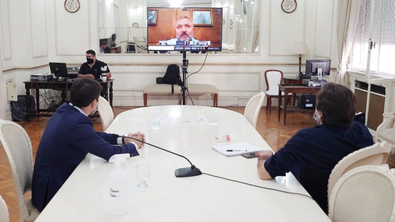 Los bloques de Diputados y senadores del Frente de Todos destacaron la importancia estratégica del Canal Magdalena para la provincia