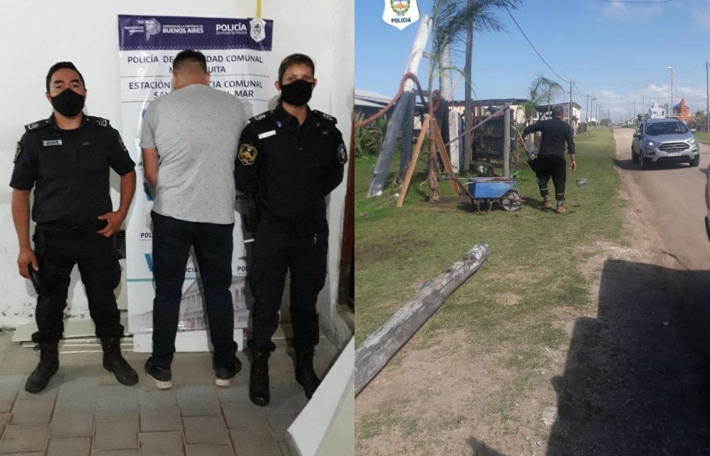 STA CLARA: Detienen a un hombre con pedido de captura en Morón y migraciones