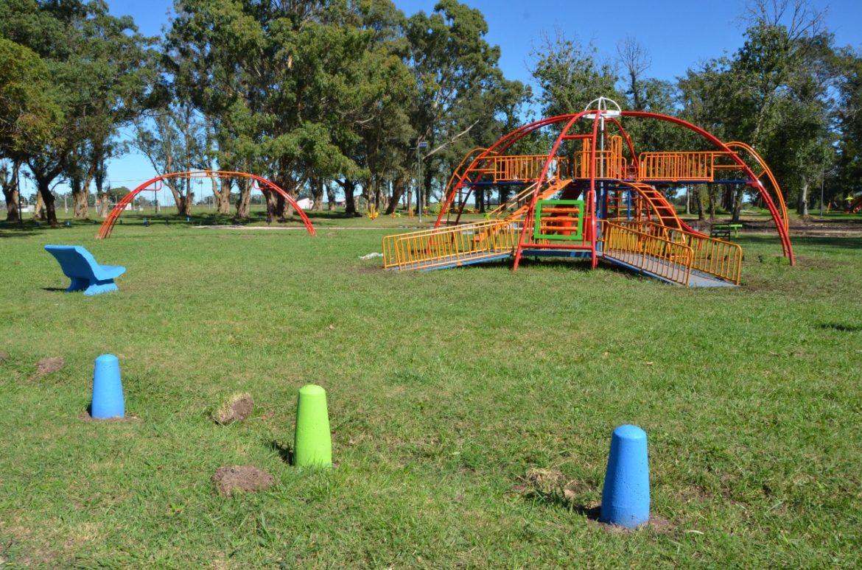 """El sábado 17 se inaugurará el nuevo parque recreativo municipal en el ex """"monte de Boffa"""""""