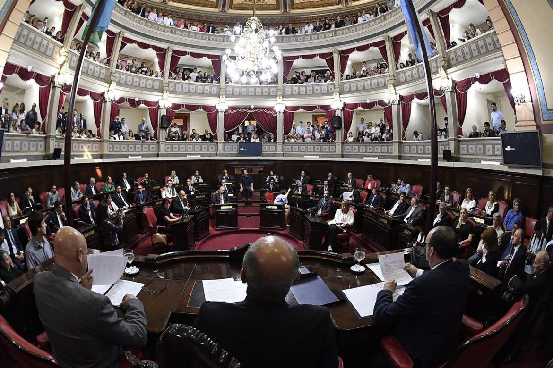 """Senadores bonaerenses del Frente de Todos presentó un proyecto de ley para impulsar la """"Declaración sobre la Alimentación, el Clima y el Arraigo """""""