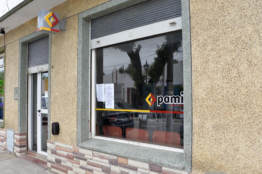 Por las nuevas restricciones la oficina de PAMI de Coronel Vidal solo atenderá urgencias