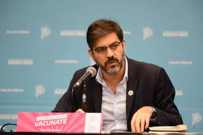 CARLOS BIANCO: «Hasta el 11 de junio para distritos en fase 2 continuará el proceso de enseñanza a través de medios remotos»