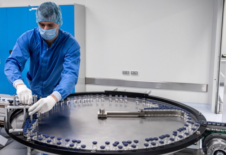 Hoy empieza la producción de la vacuna Sputnik VIDA en Argentina