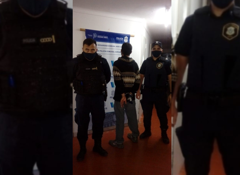 UNA LOCURA: Un sujeto de Cnel. Vidal intentó ahorcar a su propia hija de 12 años y terminó detenido en Batán