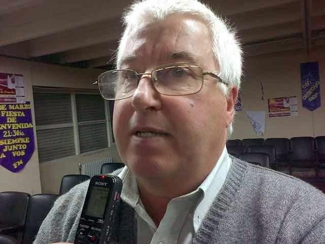 Eduardo Chavanne encabezará la lista de concejales de JxC en Mar Chiquita