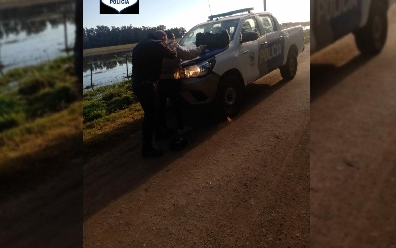 STA CLARA: Detienen a un sujeto que intentó robar herramientas de un depósito municipal