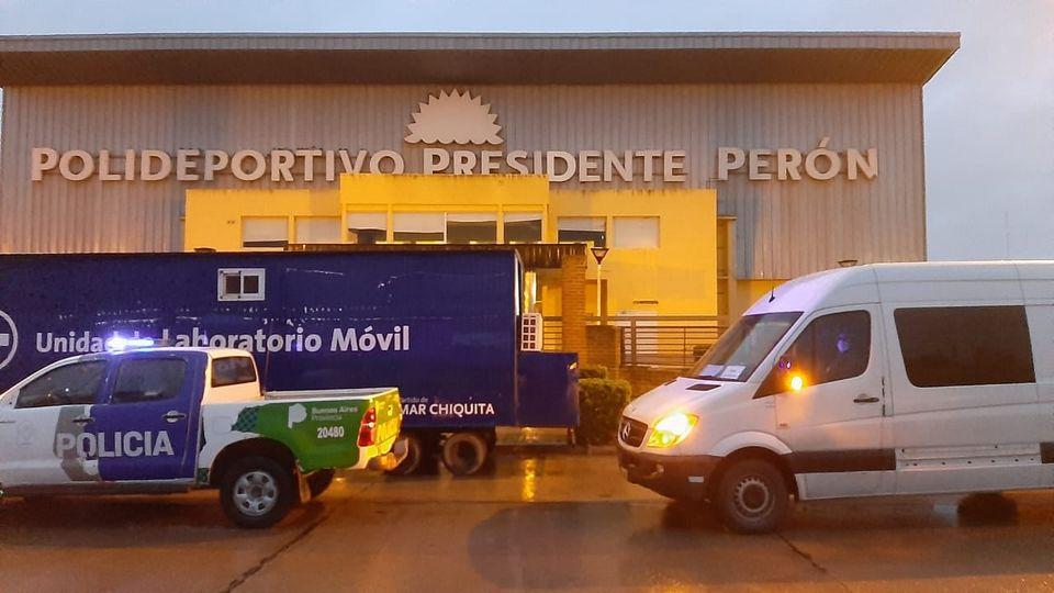 Mar Chiquita recibió otras 1800 dosis de AstraZeneca