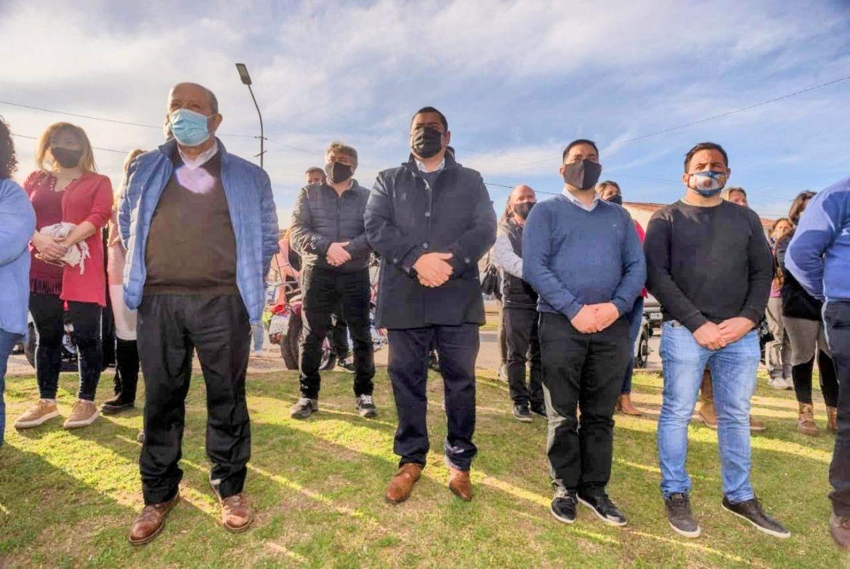 17 DE AGOSTO: Hubo homenajes a San Martin en Santa Clara y Camet Norte