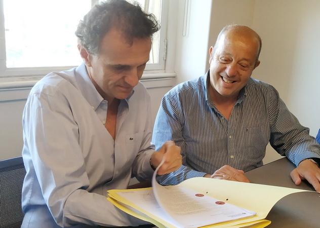Gabriel Katopodis visitará la obra del polideportivo de Santa Clara del Mar